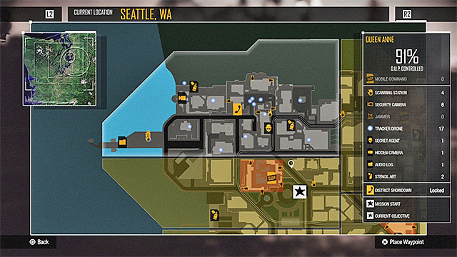 inFamous Map