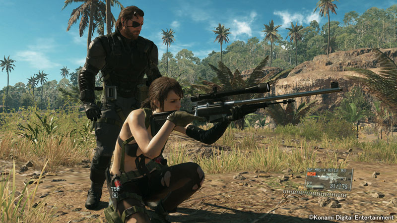 mgs quiet
