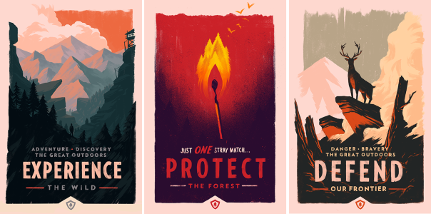 Firewatch_Posters