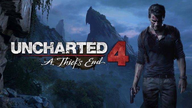 uncharted4 logo